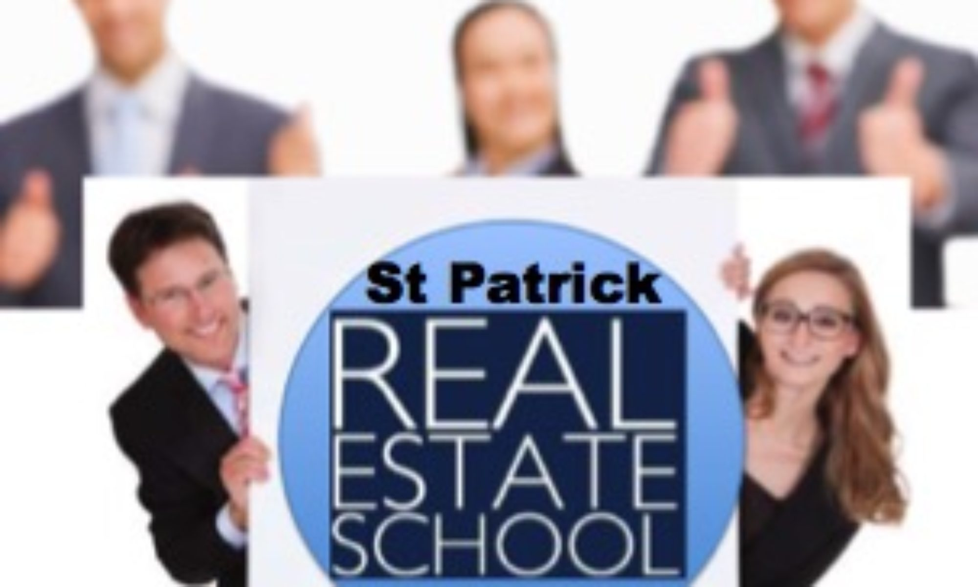 St Patrick Real Estate School, Training For The Best Property Agents